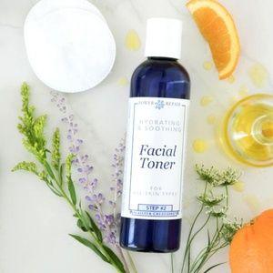 Power Repair Natural Facial Toner